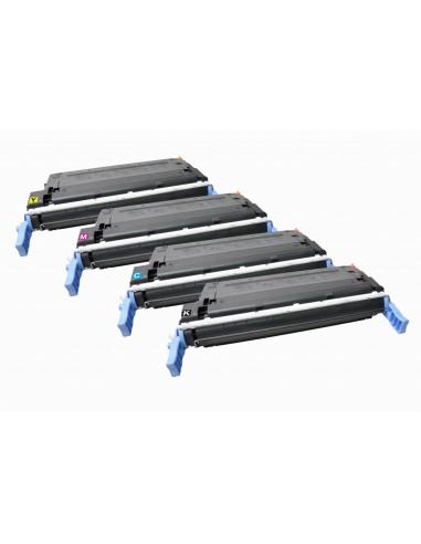 Compatibile con HP C9720A/21A/22A/23A...