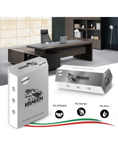 Compatibile con HP CE741A 307A Toner...