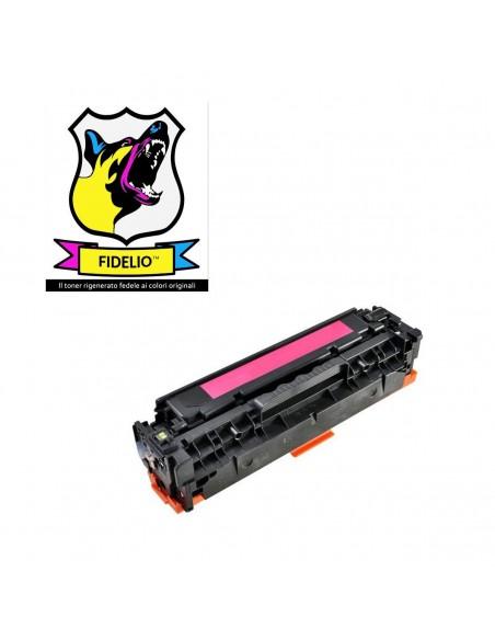Compatibile con HP CC533A 304A Toner FIDELIO Magenta