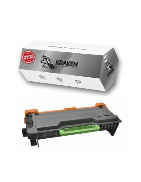 Compatibile con Brother TN3480 Toner KRAKEN Nero da 8000 pagine
