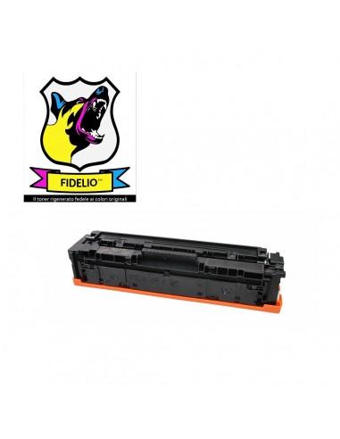Compatibile con HP CF540A 203A Toner FIDELIO Nero da 1600 pagine