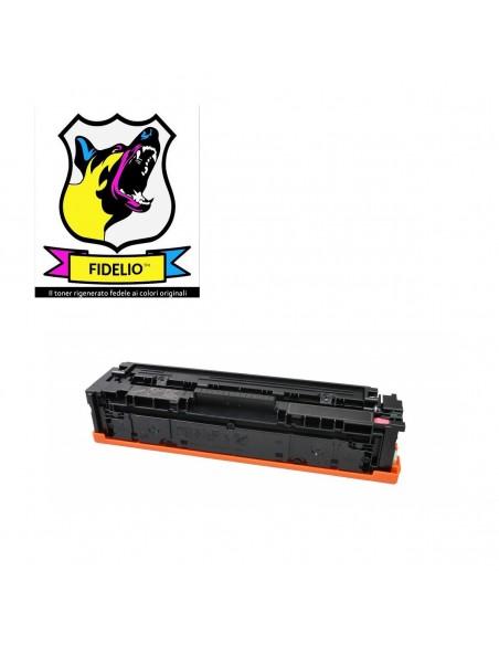 Compatibile con HP CF543A 203A Toner FIDELIO Magenta da 1300 pagine