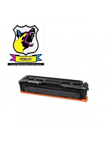 Compatibile con HP CF541A 203A Toner FIDELIO Ciano da 1300 pagine