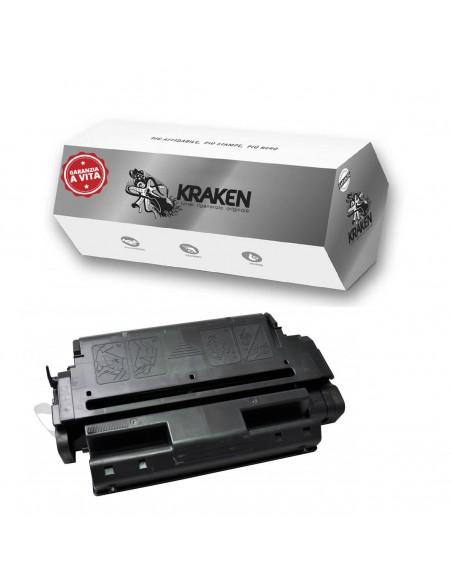 Compatibile con HP C3909A 09A Toner KRAKEN Nero da 15.000 pagine