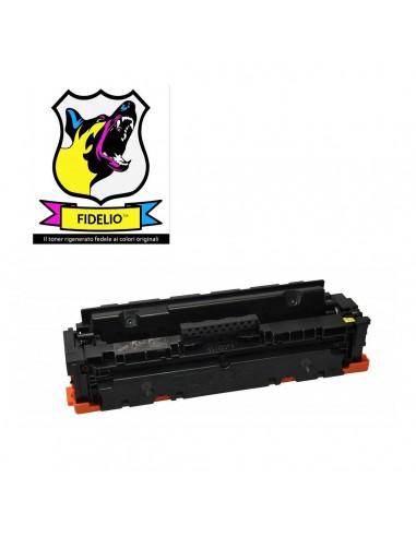 Compatibile con HP CF412X 412X Toner FIDELIO Giallo da 5000 pagine