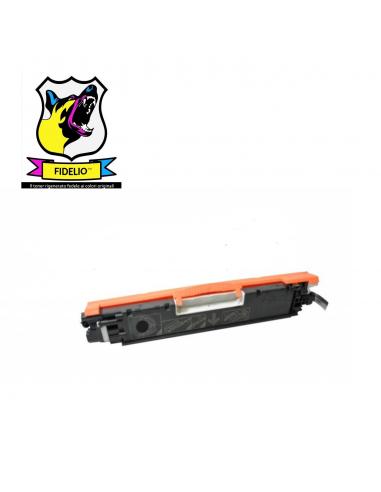 Compatibile con HP CE310A 126A Toner FIDELIO Nero da 1200 pagine