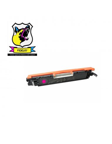 Compatibile con HP CE313A 126A Toner FIDELIO Magenta da 1000 pagine